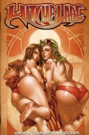 Witchblade #111 San Diego Sexy Butt Variant Ltd 500 Top Cow comic book